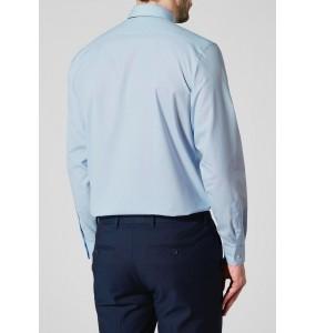 Regular long sleeve shirt and tie set