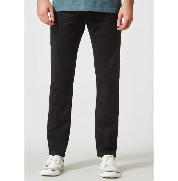 Stretch Skinny Jeans-Black