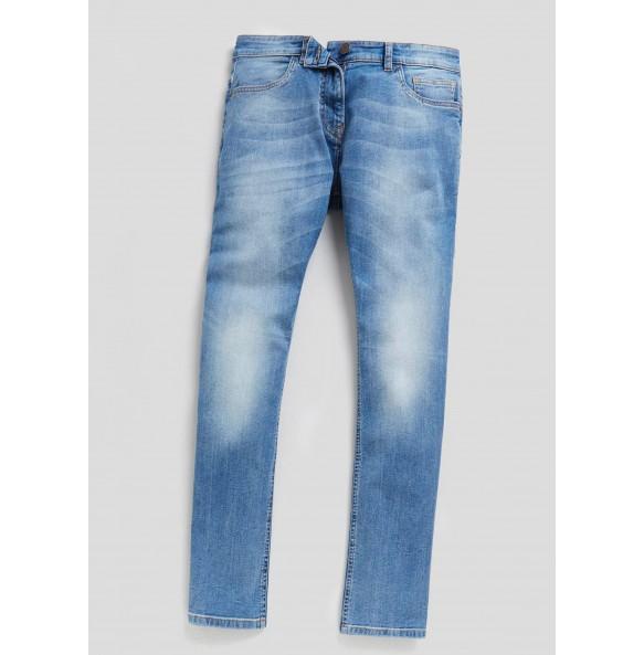 Stretch Skinny Jeans-Lightwash *10