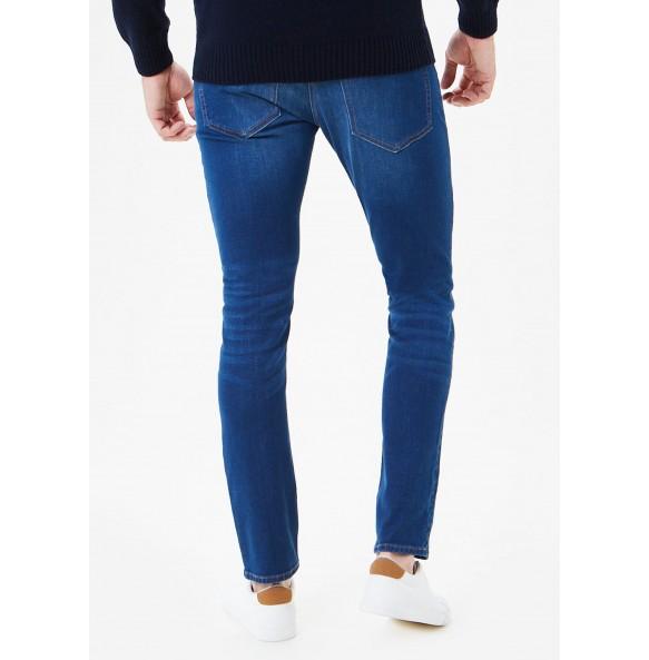 Stretch skinny jeans-Midwash *10