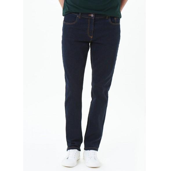 Stretch wash jeans