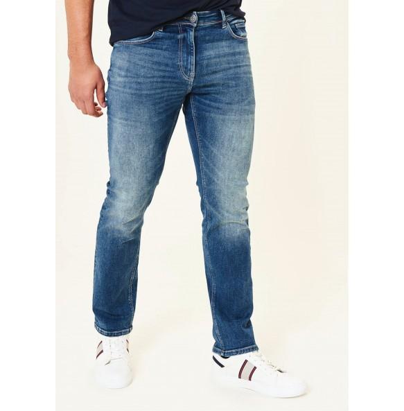 Stretch Skinny Jeans-Denim *10