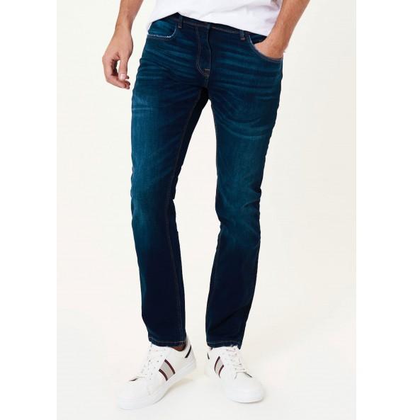 Stretch skinny jeans-Blue *10
