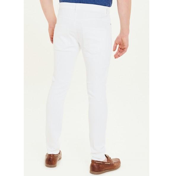 Stretch skinny jeans-White *15