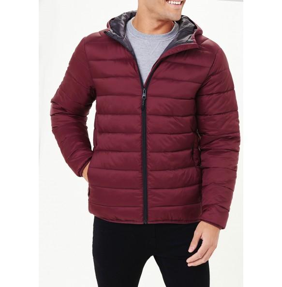 Rusty Lightweight Hooded Jacket
