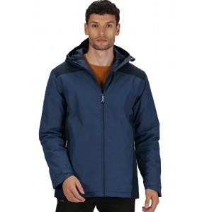 Waterproof Insulation Jacket-Blue