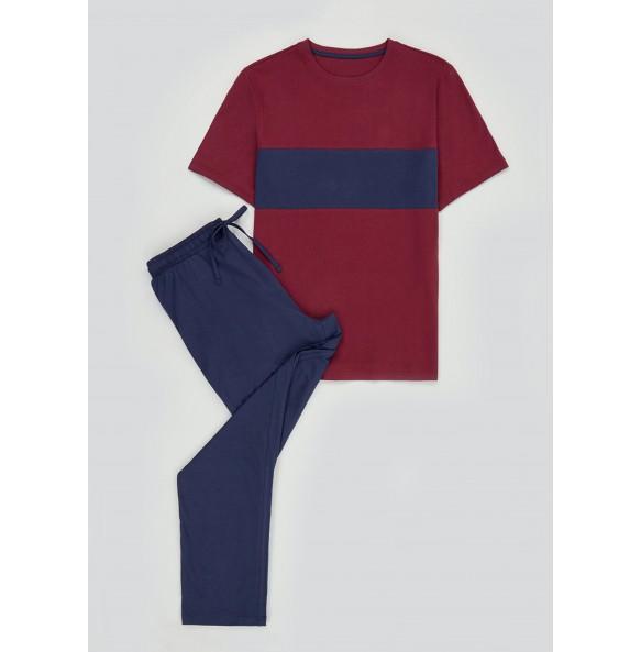 Basic T-shirt pajama set