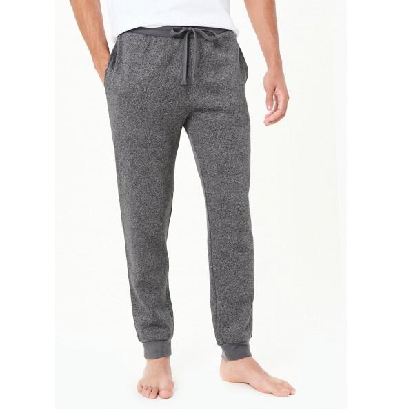knitted wool pajama pants